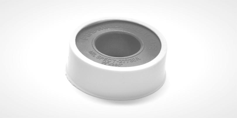 Thread Tape and Sealant