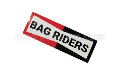 Bag Riders Champion Sticker