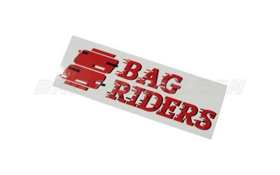 Bag Riders Zephyr Sticker